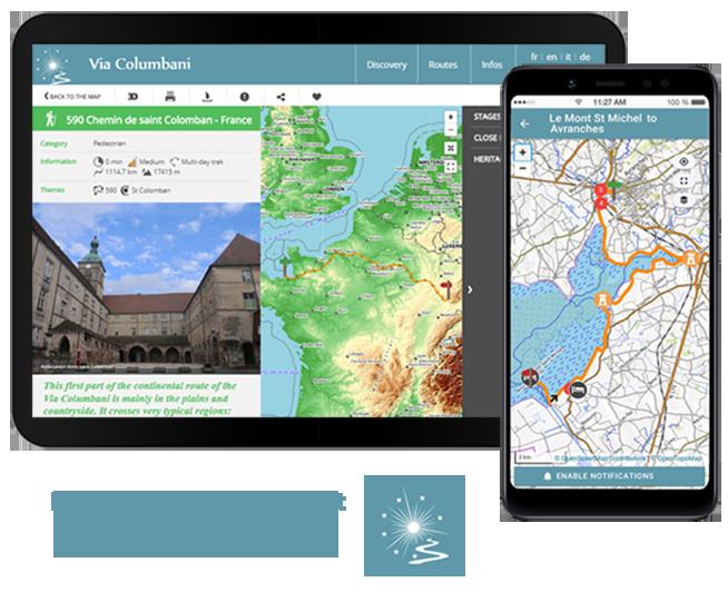 Disponible sur Android et iOs
